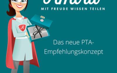Amira erobert den PTA Markt